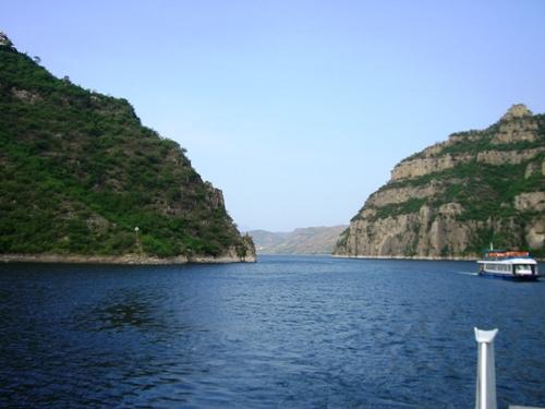 国家水利风景区,中国最具吸引力的地方,河南十大热点景区,小浪底之