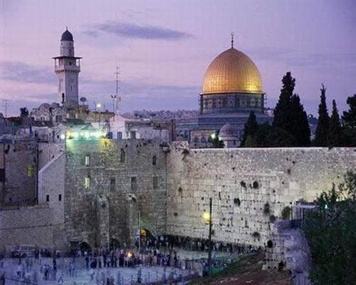耶路撒冷哭墙 流泪 揭末世先兆