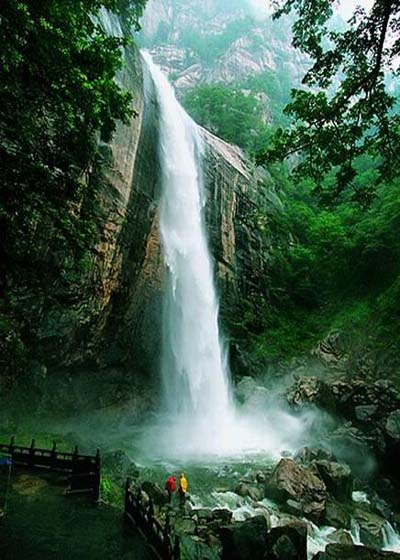 中国最美的地方排行 河南白云山