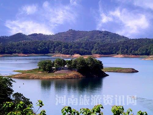 南湾湖 小岛