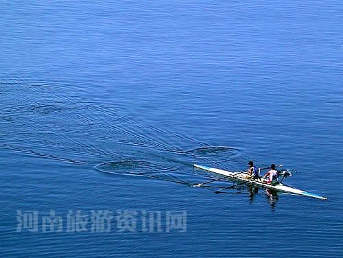 信阳 南湾湖 秀水