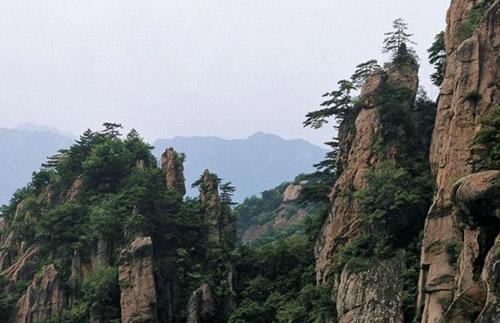许昌紫云山风景区