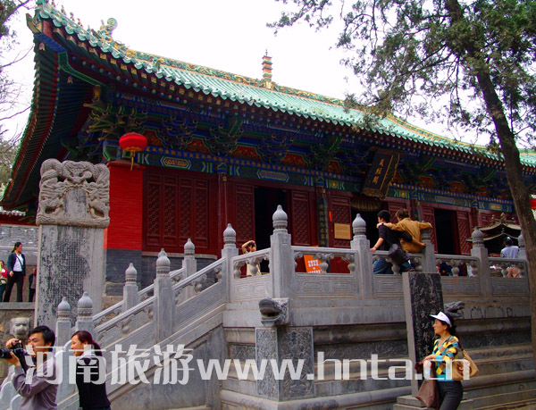 少林寺藏金阁