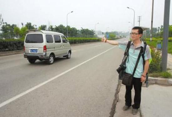 辞工环游中国