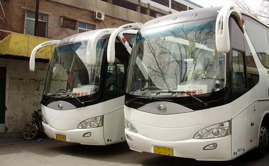 洛阳市观光巴士站点建设完毕 可在26个站点乘车