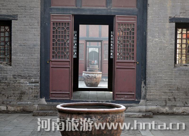 安阳/马氏庄园位于安阳市西部20公里的西蒋村,是清末头品顶戴、广西...