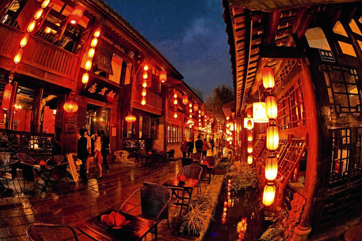 2013中国最具幸福感城市揭晓 到此幸福一游
