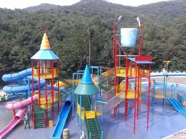舞钢祥龙谷景区水上乐园将于6月12日正式开园