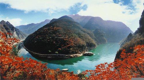 9月重庆节风景图片
