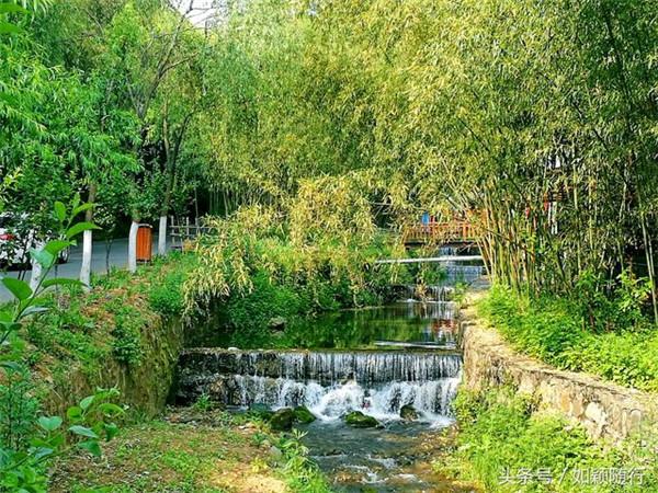 洛阳栾川重渡沟自然风景区在栾川县潭头镇,是国家生态示范区,国家