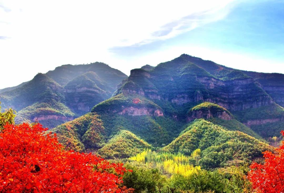 九峰山景区将于2018年4月29日举办盛大的开园仪式.