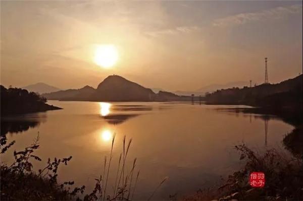 新县 ▏香山湖国家水利风景区(aaa级)