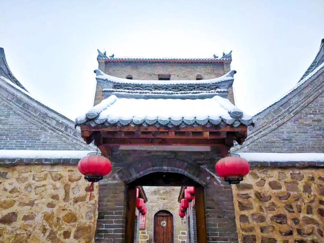 神垕古镇:瑞雪兆丰年,古镇年味儿浓 - 河南旅游资讯网
