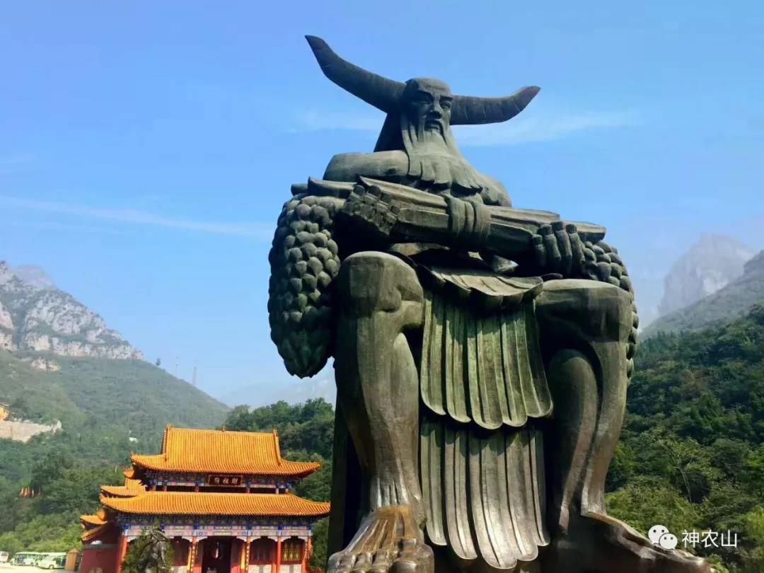 地点:河南省焦作沁阳市神农山风景区