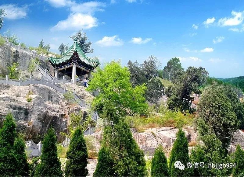 淇县云梦山景区