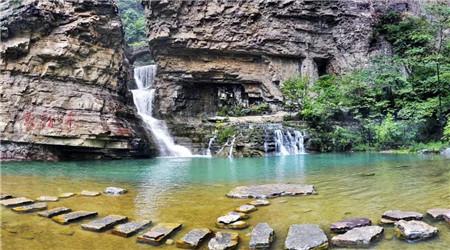 初夏好时光,太行大峡谷出游正当时!