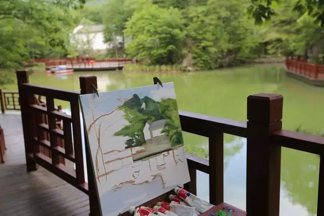 洛阳白云山景区入选2019年度河南省中小学社会实践教育基地公示名单