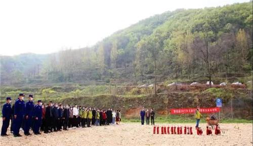 """龙潭大峡谷景区:多措并举,全力备战""""五一""""小长假"""