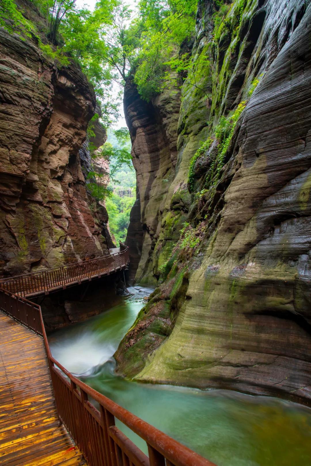 云游龙潭大峡谷 | 跟着镜头,带你探秘龙潭之美!
